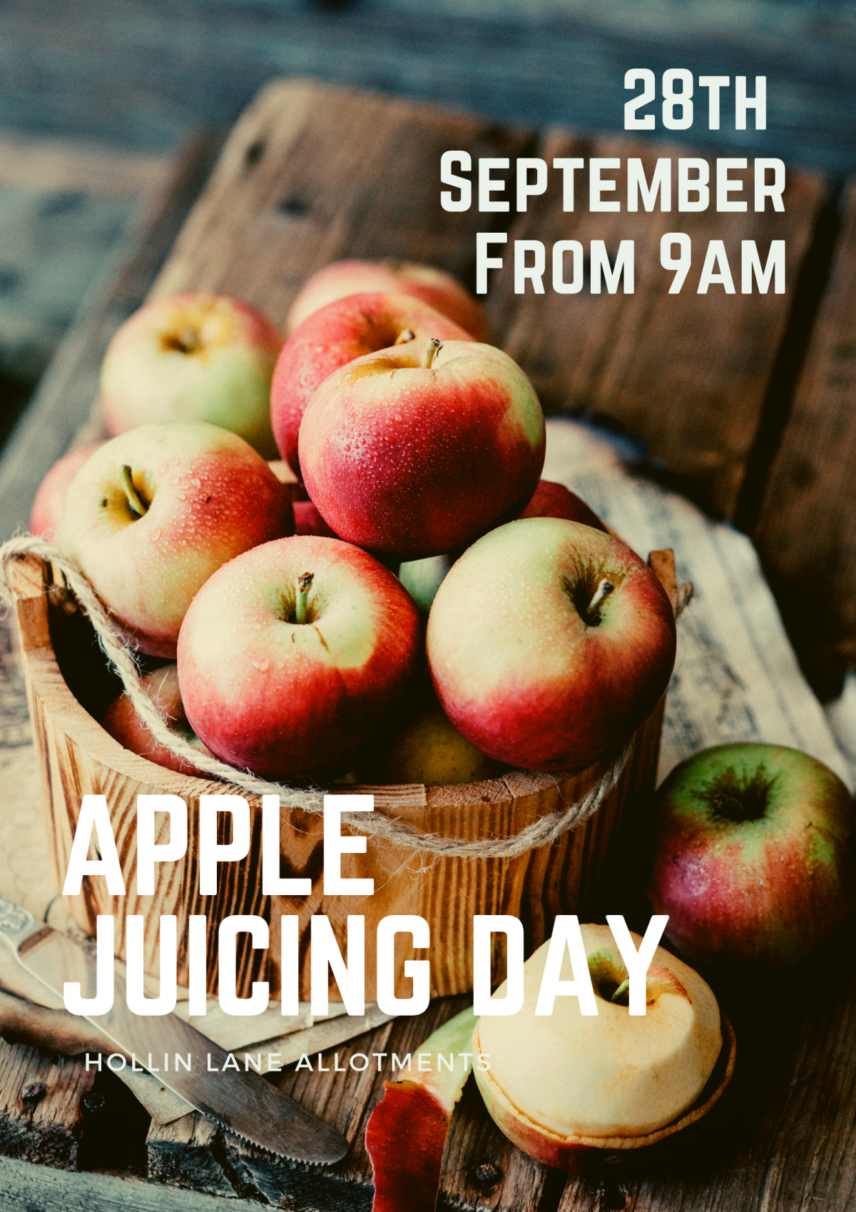Apple Juicing 2019